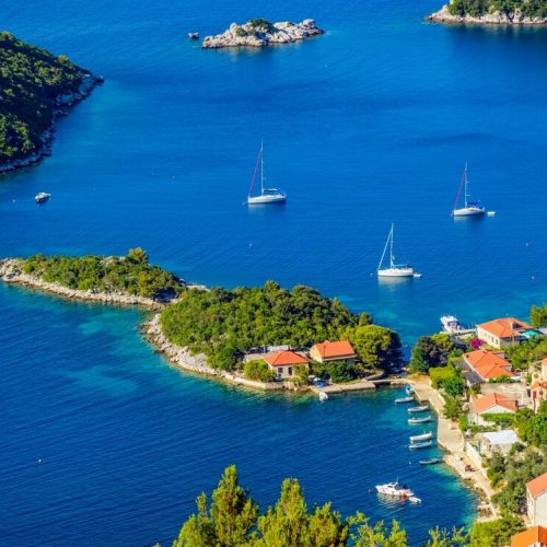 Crucero Croacia Mar Adriático