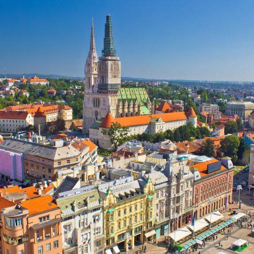 Lo mejor de Zagreb visita guiada