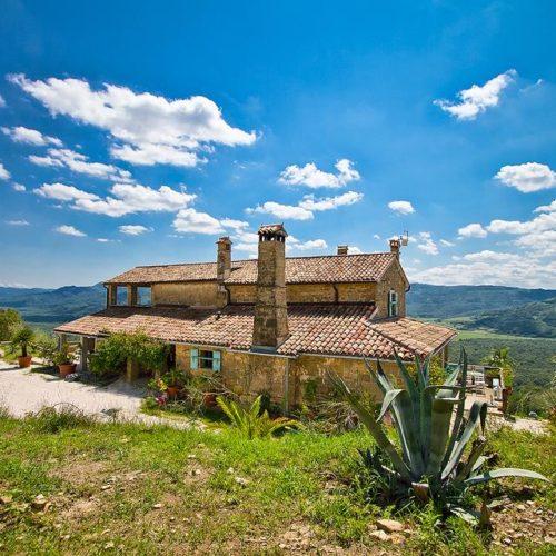 Motovun, Peninsula de Istria: el pueblo mítico