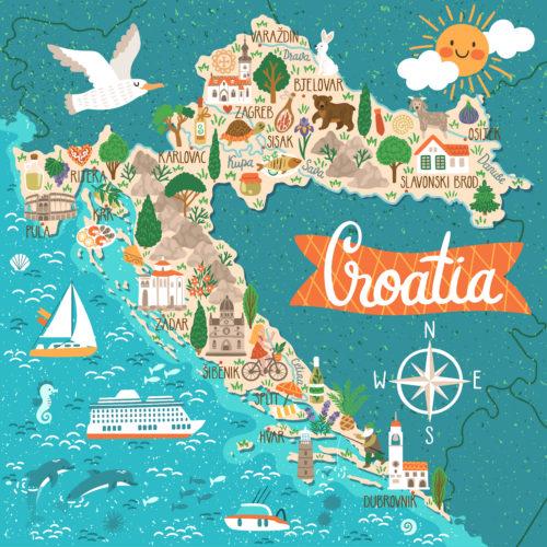 Que ver en Croacia?