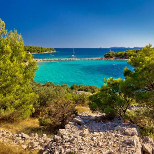 Split, isla de Hvar, isla de Korcula, isla de Mljet, Salno, Dubrovnik, Montenegro, islas de Elafiti, isla de Brac, Omis