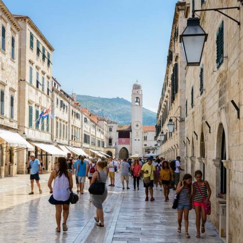 7 days discovery tour through Zagreb, Sarajevo, Dubrovnik and Montenegro.