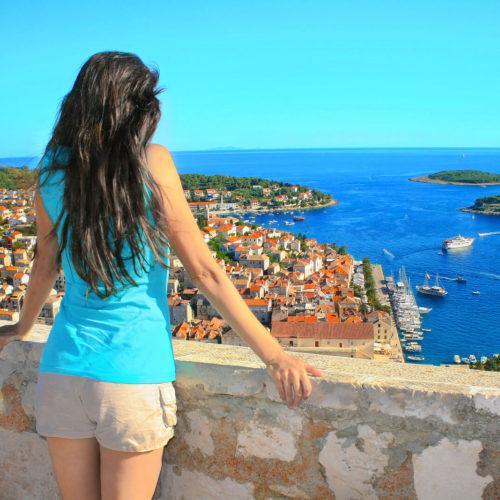 Conozca la isla mas larga del Adriático!
