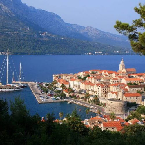 Beautiful Dalmatian Coast, National parks and  World Heritage-listed cities will capture your heart on this 8 days tour.