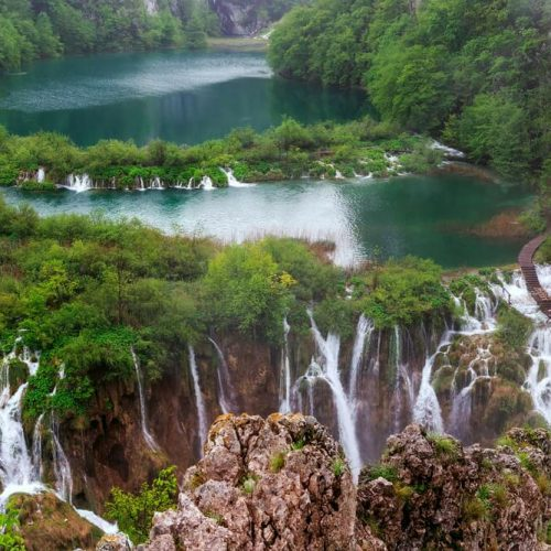 Visit the most famous Croatian national park!