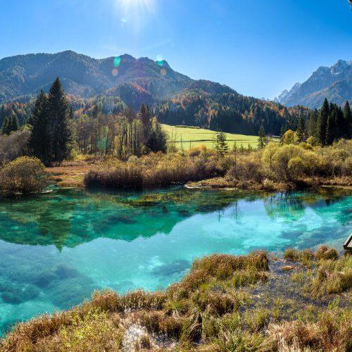 Regálate una travesía por los variados paisajes que Eslovenia atesora