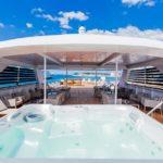 crucero de lujo por las islas croatas
