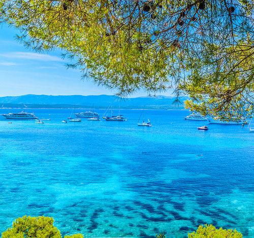 Viaje a la isla de Brac
