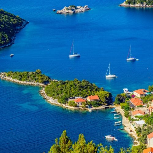 LUXURY ADRIATIC CRUISE FROM DUBROVNIK TO SPLIT 2020