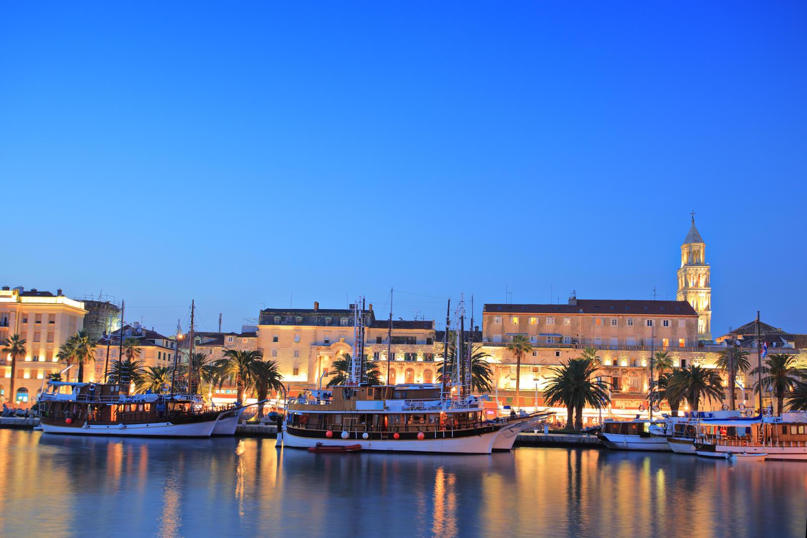 crucero por Croacia