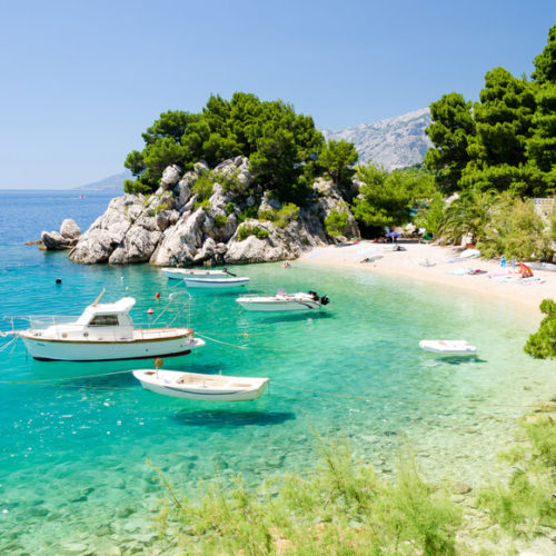 Perfect way to explore the magnificent Dalmatian coast in effortless style and comfort.