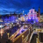 Mercadillos navideños en Eslovenia