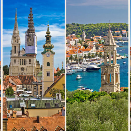 TOUR TO SLOVENIA AND CROATIA + ADRIATIC CRUISE FROM SPLIT 2019