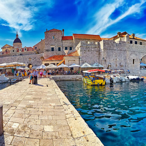 TOUR TO CROATIA BOSNIA & HERZEGOVINA AND SERBIA 2020