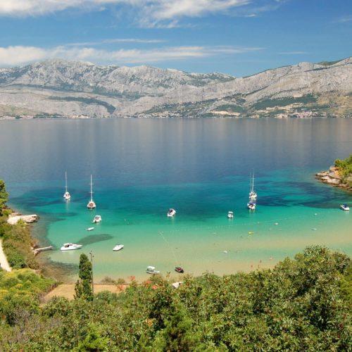 Pensando en un crucero, ¿por qué no Croacia?