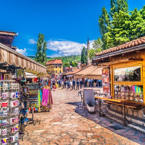 TOUR TO SLOVENIA, CROATIA, BOSNIA AND HERZEGOVINA – 11 DAYS