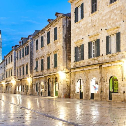 Dubrovnik – the most filmed movie destination in Croatia