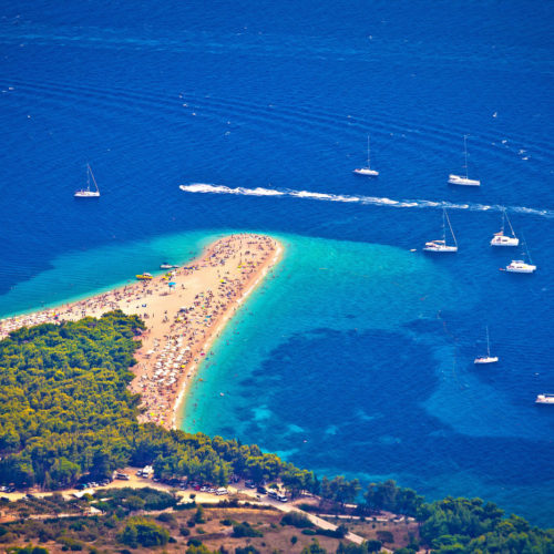 Crucero de lujo por la costa croata 2020